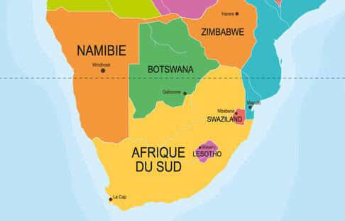 Crate de voyage Namibie