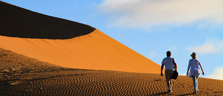 Voyage en Namibie Dunes de Sossusvlei
