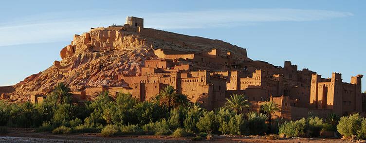 Ait Ben Addou à Ouarzazate