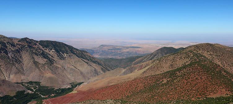 Anti-Atlas au Maroc