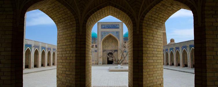 Boukhara en Ouzbekistan avec Samsara Voyages