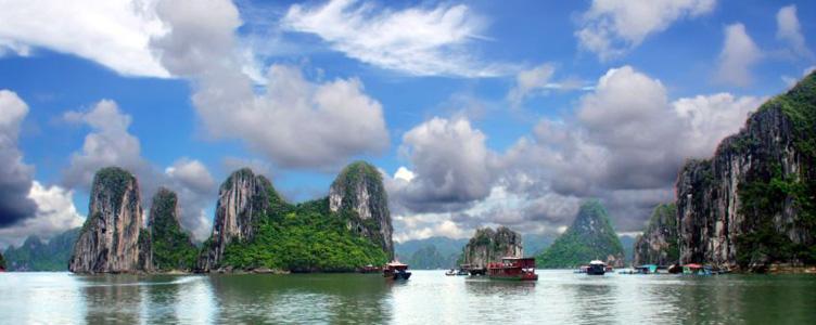 Croisière en baie d'Halong avec samsara voyages