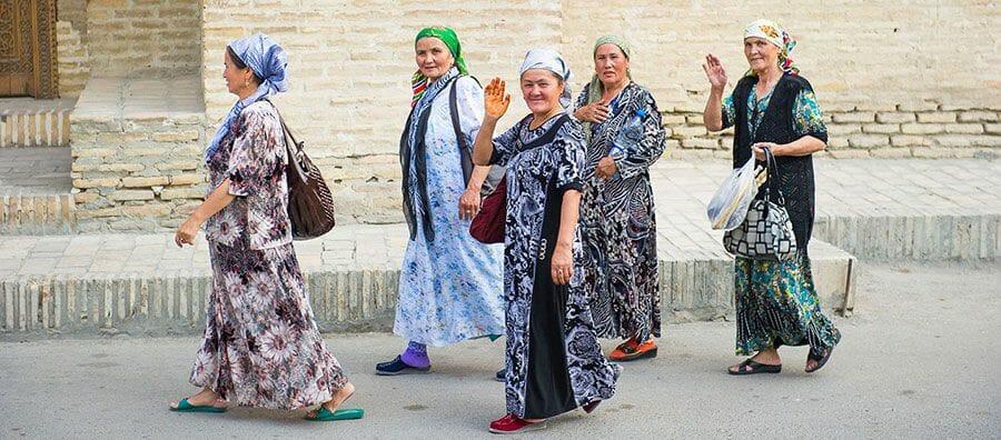 Rencontres en Ouzbekistan