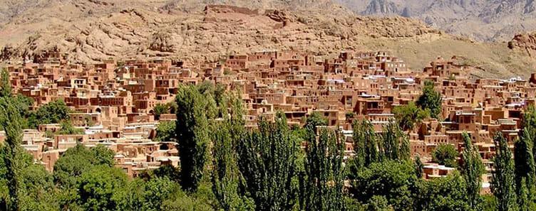 Kashan en Iran