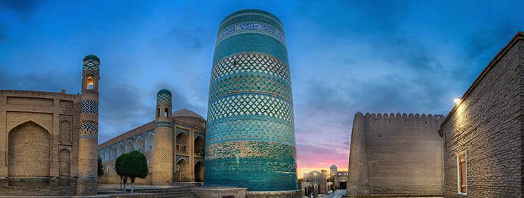 Voyage a Khiva, Ouzbekistan
