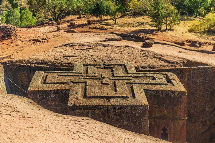 Voyage Ethiopie Nord, Route Historique