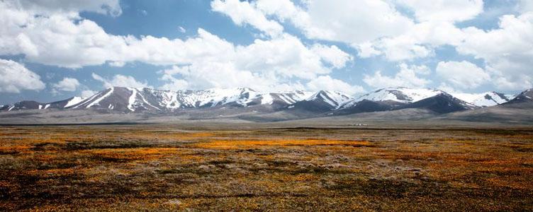 Voyages en Kirghizie à Son Koul