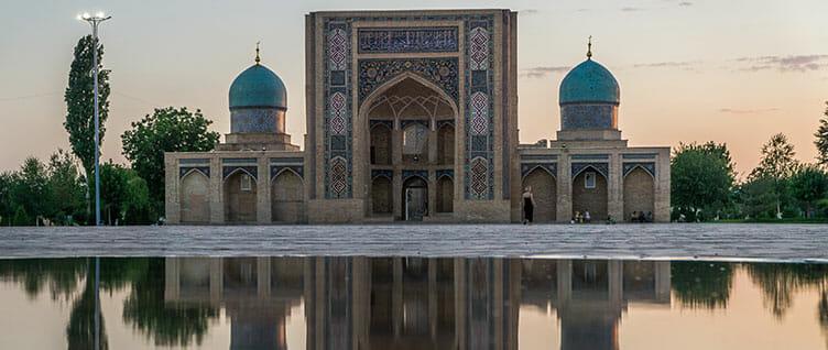 Tachkent en Ouzbekistan