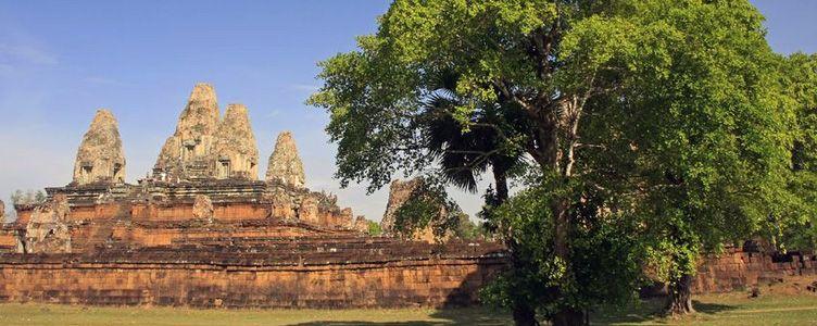 Voyage au Cambodge à Pre Rup Samsara