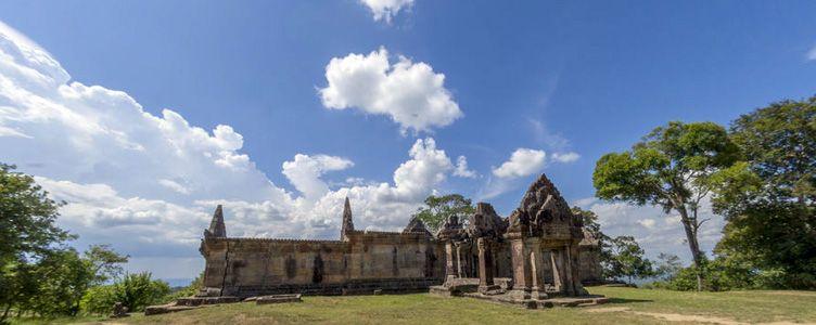 Preah Vihear voyagecambodge