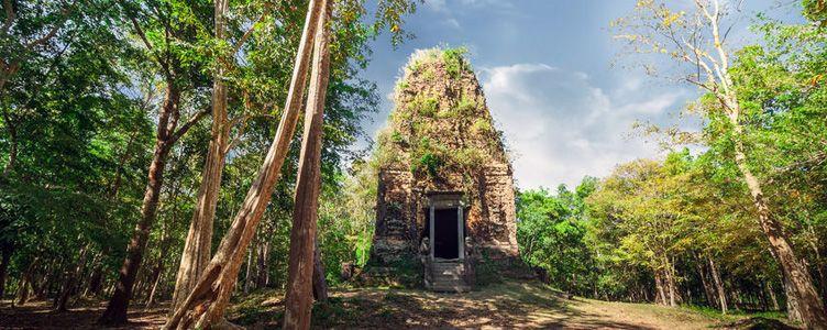 Sambor Prei Kuk au Cambodge