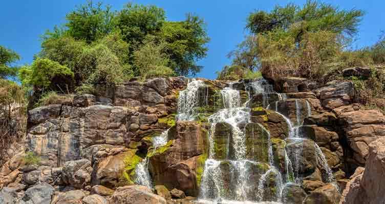 Parc d'Awash en Ethiopie
