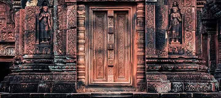 banteay srey voyage cambodge