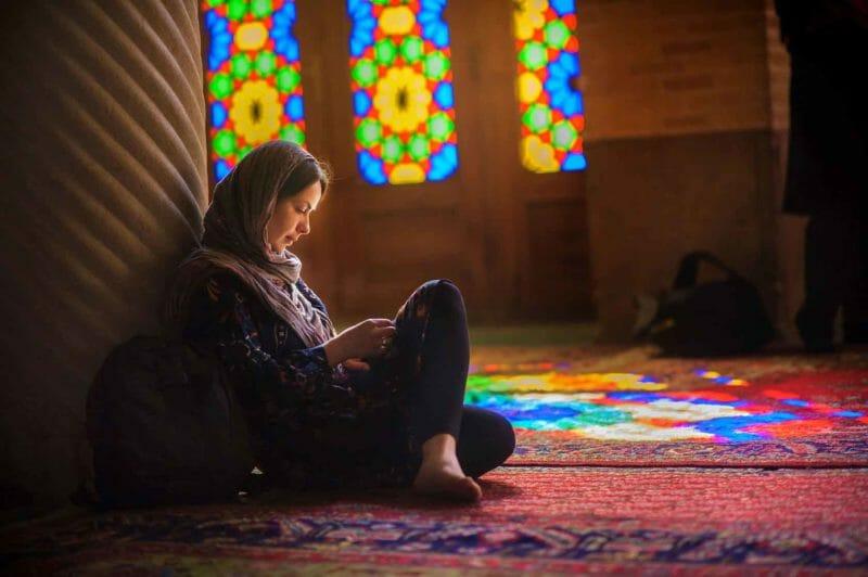 Relaxation en Iran