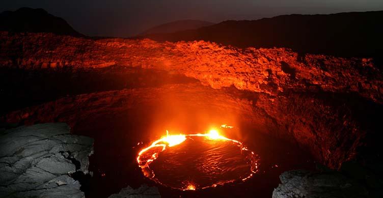 Volcan Erta Ale