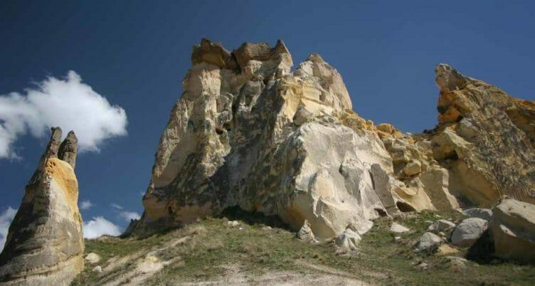 Formations rocheuses de Cappadoce