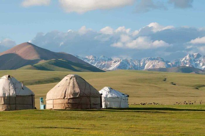 Voyage en Kirghizie : Vers les grands espaces !