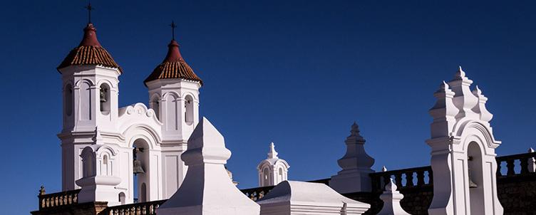 Sucre en Bolivie