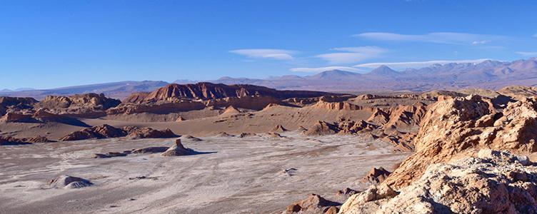 Désert d'Atacama à San Pedro