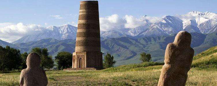 burana en kirghizie