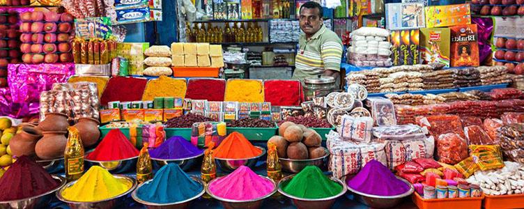 Old Delhi et le bazar de Chandi Chowk