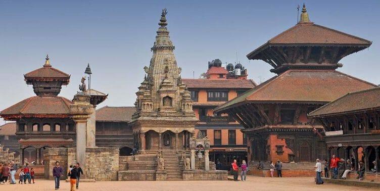 Katmandou au Nepal, voyage Samsara