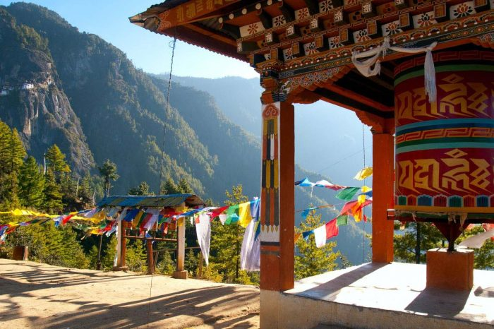 Voyage au Bhoutan : Au pied de l'Himalaya