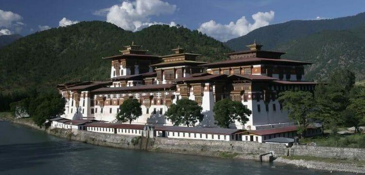 Khamsung Yuely Namgyel au Bhoutan