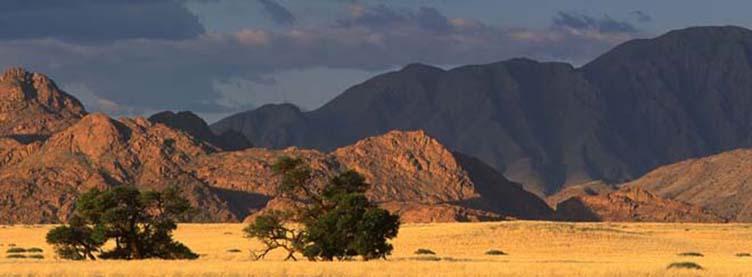 Massif du Brandberg, Damaraland, en Namibie avec Samsara Voyages