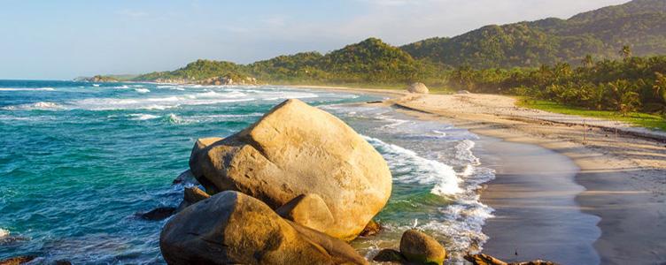 Parc Tayrona Samsara Voyages plage paradisiaque