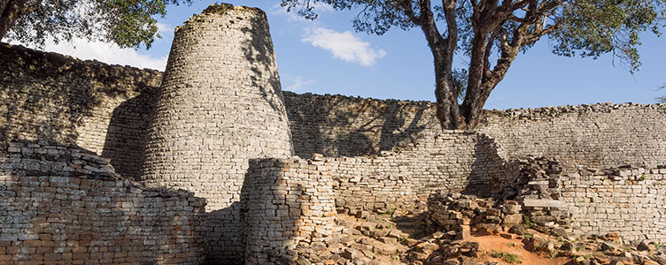 Ruines du Great Zimbabwe