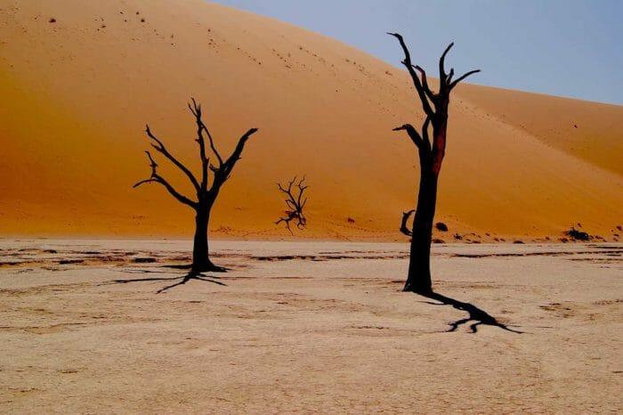 Voyage Le Cap Namibie Botswana Chutes Victoria Camping