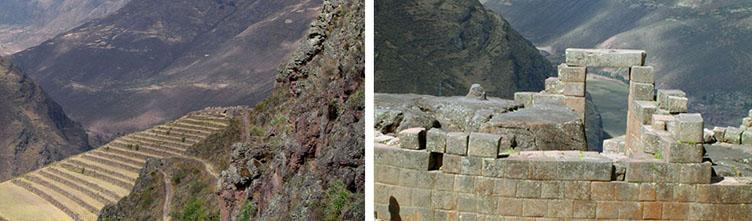 Site archélogique de Pisac, Pérou