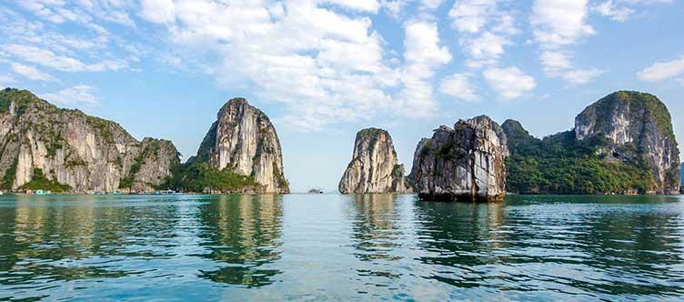 baie de halong maritime