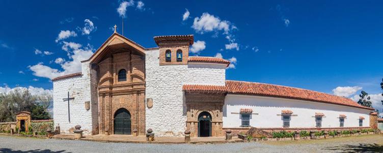 Eglise Villa De Leyva Colombie Samsara Voyages