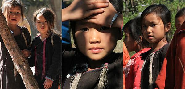 Ethnies à Luang Namtha