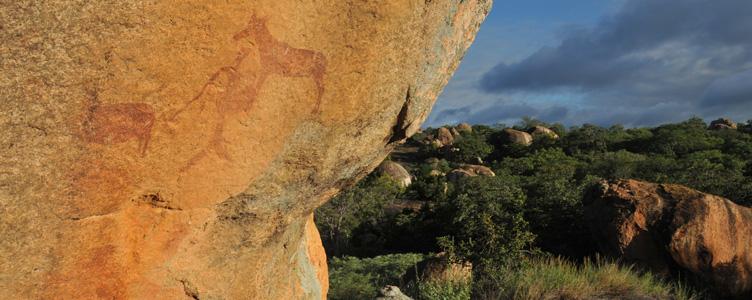 Parc des Matopos au Zimbabwe