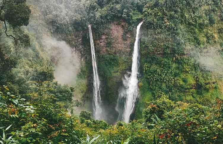 Plateau des Bolovens au Laos