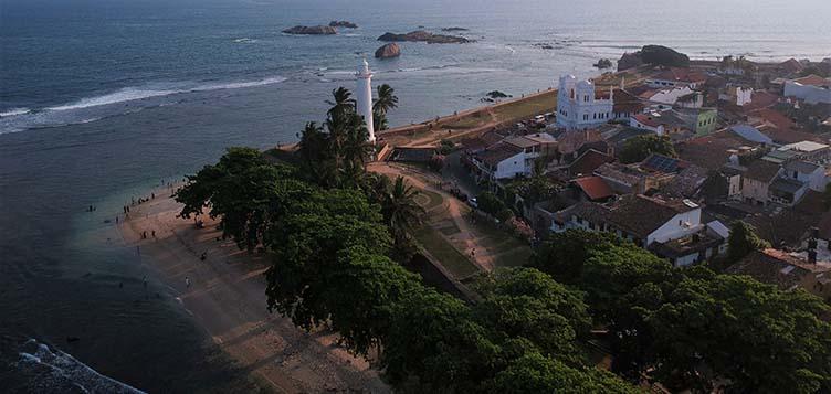 Galle au Sri Lanka