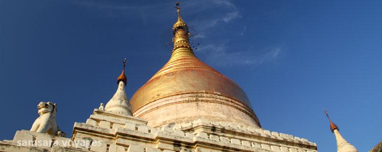 Pagode à Bagan, Samsara Voyages