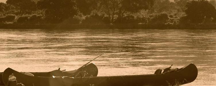 Voyage Zambie canoë Samsara