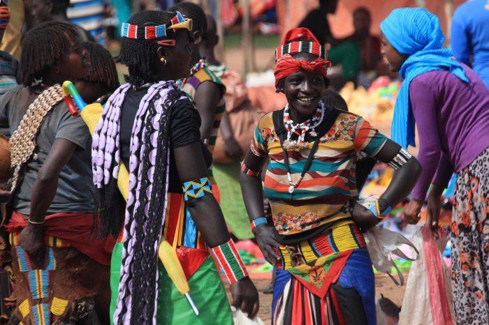 Voyage en Ethiopie. Expédition Nord-Sud