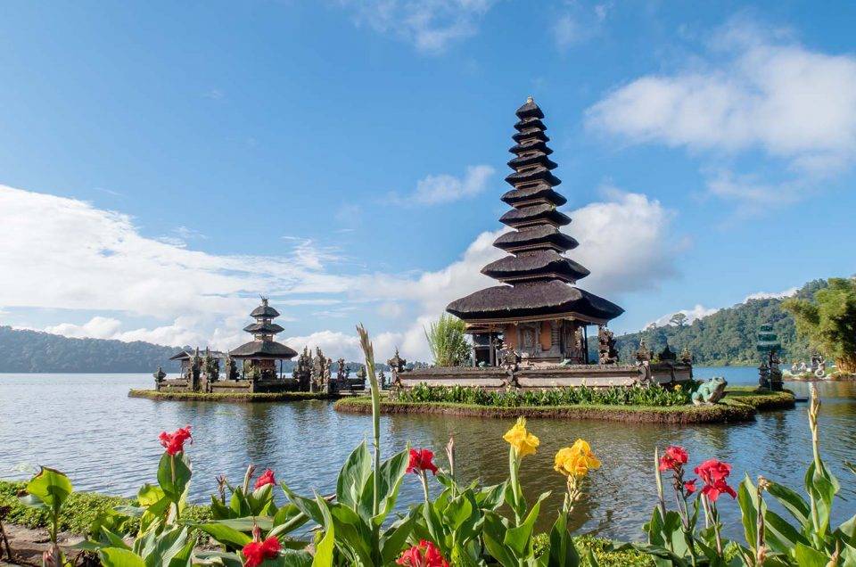 Voyage à Bali avec Samsara