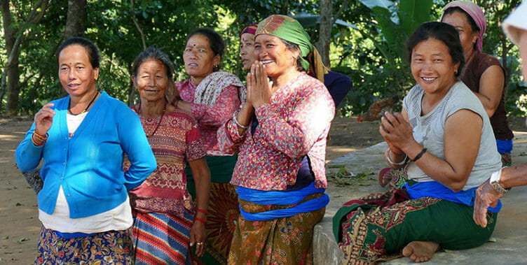Chez une famille népalaise avec Samsara Voyages