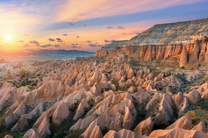 Voyage en Turquie, Randonnée en Cappadoce