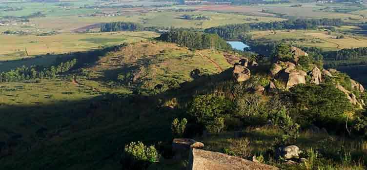 Sanctuaire de faune de Mlilwane au Swaziland