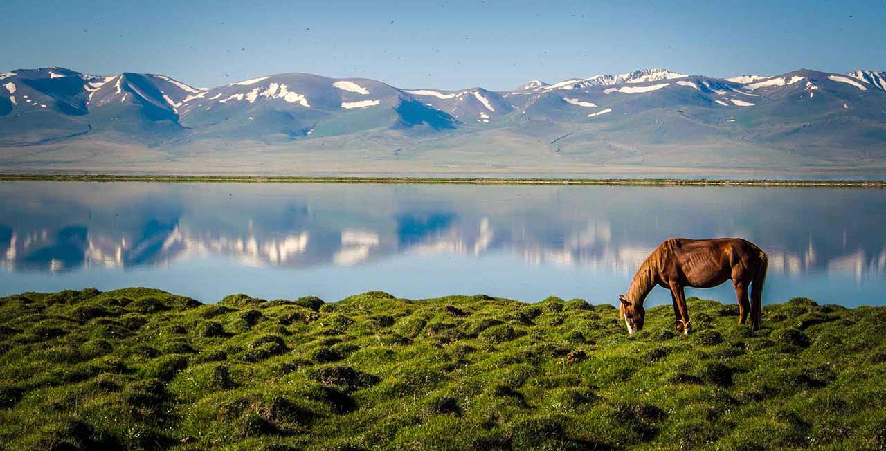 Voyage en Kirghizie
