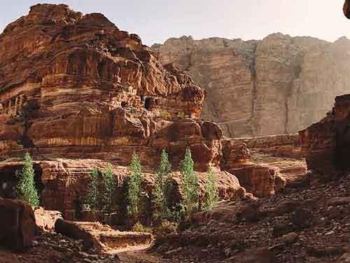 voyage au moyen-orient en Jordanie