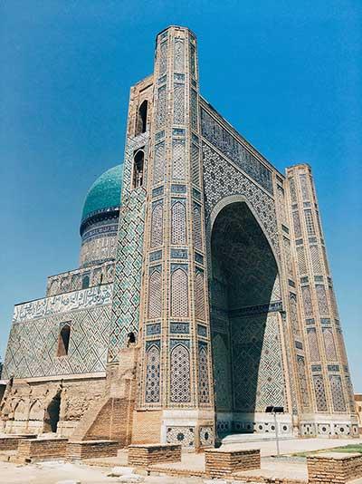 Architecture en Ouzbekistan